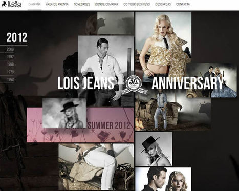 30 Innovative and Creative HTML5 Sites | Drupal, developer tools and info | Scoop.it
