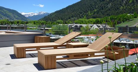 Patio and Outdoor Teak Furniture - AspenTeak | Teak Outdoor Furniture and Patio - AspenTeak | Scoop.it