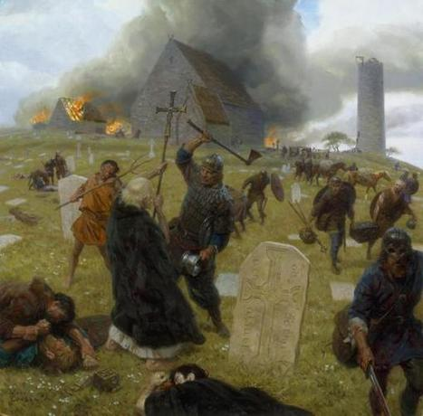 Los vikingos eran todo, menos bondadosos | Arqueología, Historia Antigua y Medieval - Archeology, Ancient and Medieval History byTerrae Antiqvae (Blogs) | Scoop.it