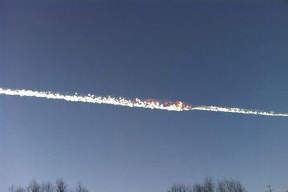De nombreux blessés après la pluie de météorites en Russie   The Blog's Revue by OlivierSC   Scoop.it
