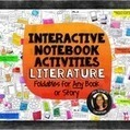 Interactive Notebook Reading Literature Bundle for Any Novel or Story | Common Core Resources for ELA Teachers | Scoop.it