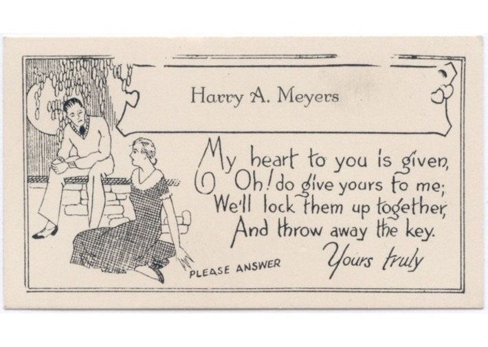 Antique Acquaintance Calling Cards | Antiques & Vintage Collectibles | Scoop.it