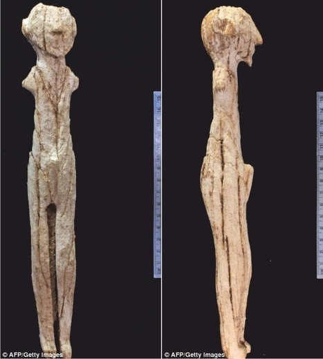 Descubren en Hierakonpolis (Edfu, Egipto) una tumba predinástica de hace 5.600 años | Revista Seda - Actualidad | Scoop.it