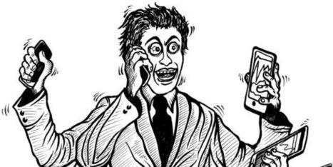 Ulcère, insomnie... Les dangers de l'addiction au travail | Kuribay | Scoop.it