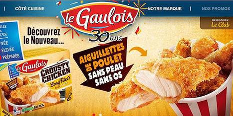 Volaille: La marque «Le Gaulois» de LDC, futur sponsor du Tour de France - Agro Media | Actualité de l'Industrie Agroalimentaire | agro-media.fr | Scoop.it
