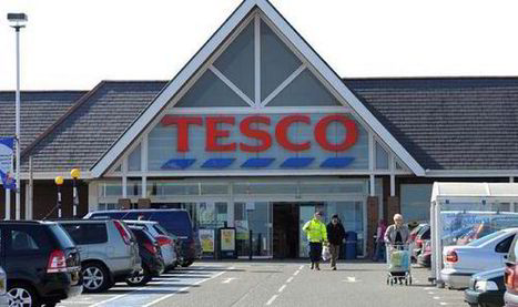 Tesco seals the deal with Chinese partnership - Express.co.uk | Should Tesco continue to seek out expansion opportunities at home or abroad or was their withdrawal from the US and falling market share a clear sign that their time as a major player in the supermarket industry is coming to an end? | Scoop.it