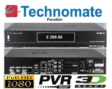 Technomate receivers | Paradish | satellite and aerial installation | Scoop.it