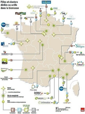 Les industries de la biomasse énergie en Île-de-France | Salon Bois Energie du 12 au 22 mars 2015 à Nantes | Scoop.it