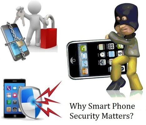 Why Smartphone security really matters ?   You Are The Lucky Winner Of Our Lottery… SCAM!   Scoop.it