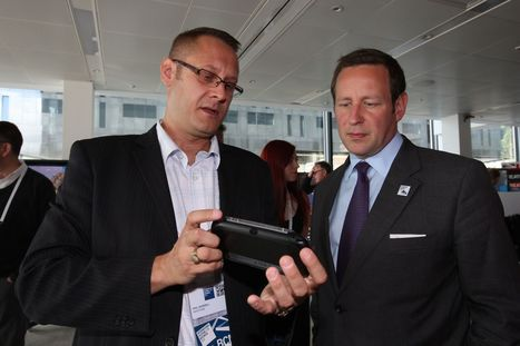 Culture Minister meets video game developers in Liverpool at IFB 2014 | Computer games | Scoop.it