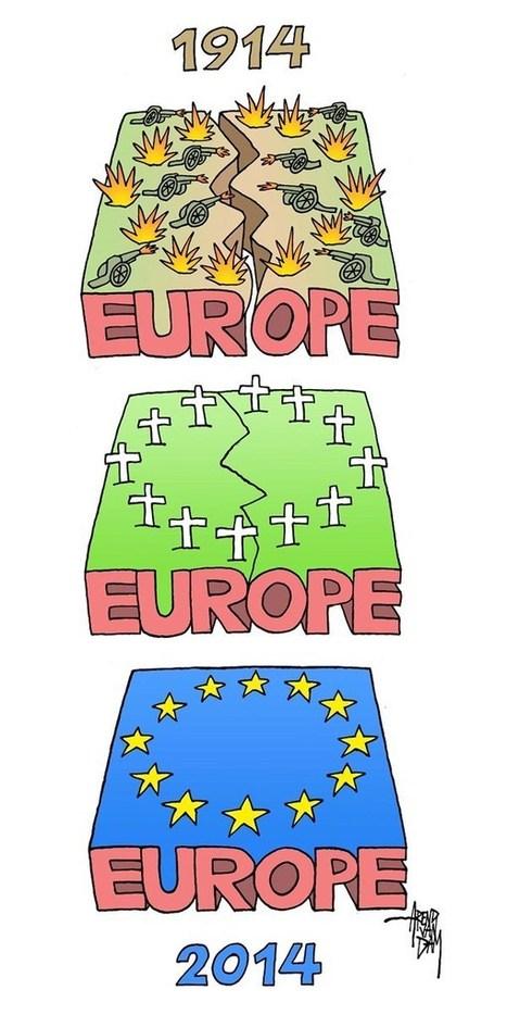 Europe 1914 2014   Australia, Europe, and Africa   Scoop.it