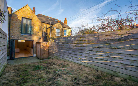 Ten-foot wide South London house on the market for £800,000 | CLOVER ENTERPRISES ''THE ENTERTAINMENT OF CHOICE'' | Scoop.it