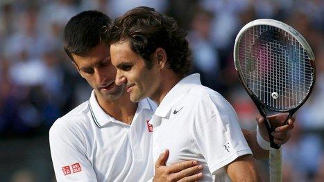 Novak Djokovic Defeats Roger Federer for Wimbledon Title   Tennis, Football   Scoop.it