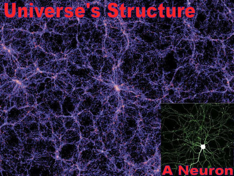 Scientists discover the universe grows like a Giant Brain | IELTS, ESP, EAP and CALL | Scoop.it