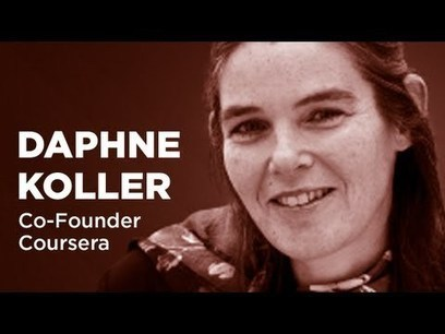Daphne Koller – Cofounder, Coursera - about MOOCs | ThisWeekIn Startups | The Information Professional | Scoop.it