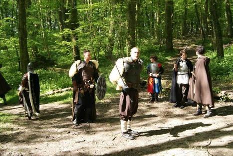 Erquinghem-Lys: des mordus de jeu de rôle à l'assaut du parc Déliot ... - La Voix du Nord   Grandeur Nature   Scoop.it