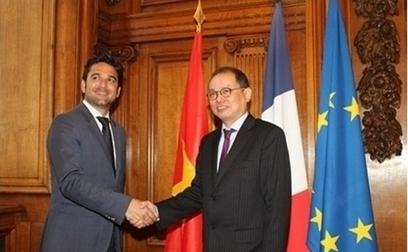 La ville française de Reims cherche la coopération économique avec le Vietnam | Liên-Viêt Réseau culturel France Vietnam | Scoop.it