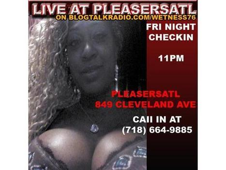 Live@PleasersAtl FridayNiteCheckin with Willona Allison | GetAtMe | Scoop.it