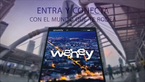 Wehey, la 'app' española de mensajería geolocalizada que triunfa fuera de nuestras fronteras | El boletín | eSalud Social Media | Scoop.it