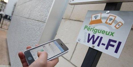 Périgueux : des espaces wi-fi pour une ville connectée   Connecté au quotidien   Scoop.it