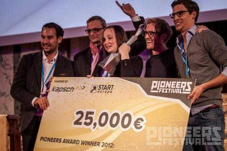 Pioneers Festival: l'impero (delle startup) colpisce ancora | Augmented Reality Applications | Scoop.it