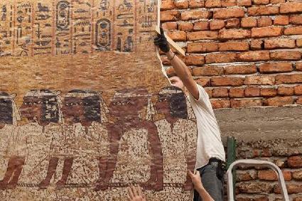 L'UE contribue à offrir une reproduction du tombeau de Toutankhamon à l'Égypte | Égypt-actus | Scoop.it