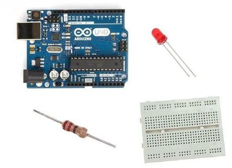 How to Fade an LED - Arduino Tutorial | Arduino, Netduino, Rasperry Pi! | Scoop.it