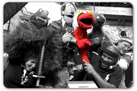 4 things you didn't know about Sesame Street's PR | PR Daily | Social Media, Communications and Creativity | Scoop.it