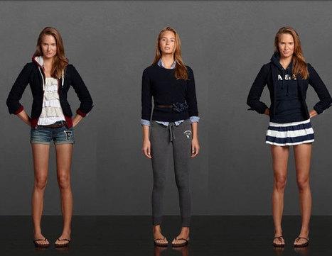 Abercrombie & Fitch no quiere que obesos usen su ropa     Moda   Scoop.it