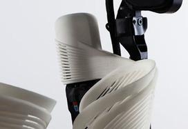 3D printing improves exoskeleton, helping paraplegics walk | 3d printing | Scoop.it