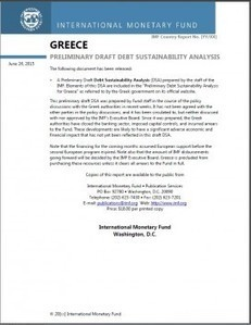 IMF: 3rd Greek bailout would cost €52bn. Or more? | European Political Economy | Scoop.it