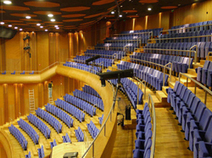 Live Sound: Meyer Constellation Provides Flexible Acoustics For Nokia Concert Hall At Estonia's Solaris Ce - Pro Sound Web | Meyer Constellation | Scoop.it