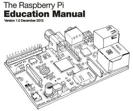 Raspberry Pi gets an open source educational manual   Open Entrepreneurship Lab   Scoop.it