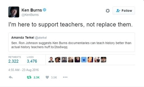 "New Ken Burns Film, ""Defying The Nazis,"" Looks Good & Has Tons Of Free Teaching Resources 