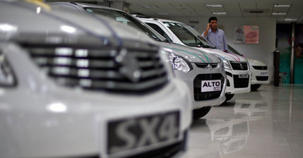 Maruti Suzuki sales dip 10 pc in Jan - Business Today - Business News | checkcarin | Scoop.it