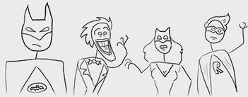 Les (z)héros sociaux : 3 vidéos d'animation pour réfléchir sur des pratiques sur les réseaux sociaux | La révolution numérique - Digital Revolution | Scoop.it