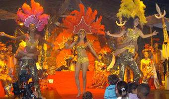 La Ceiba Gran Carnaval is May 25, 2013 | La Gringa's Blogicito | carnaval brasil | Scoop.it