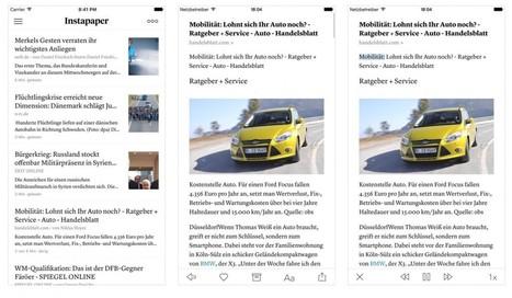 Pinterest übernimmt Instapaper | Facebook, Chat & Co - Jugendmedienschutz | Scoop.it