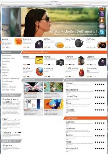 Esta es la pinta del futuro Centro de Software de Ubuntu « juandon. Innovación y conocimiento   aprendiendo ubuntu   Scoop.it