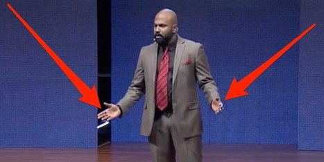 4 essential body language tips from a world champion public speaker   Sales Leadership News   Scoop.it