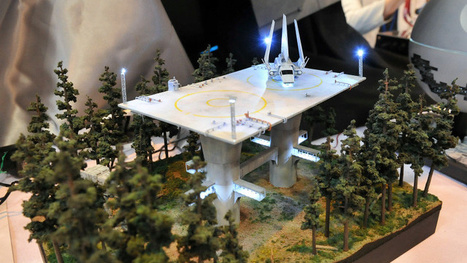 These Star Wars and Gundam Dioramas Will Melt Your Face | All Geeks | Scoop.it