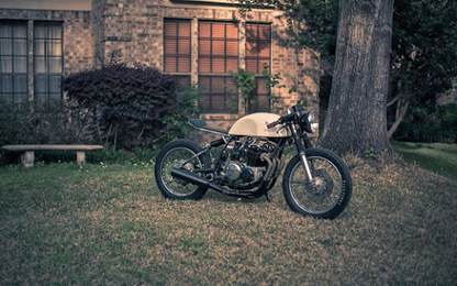 CB500 by Kinetic | Cafe Racer | Scoop.it