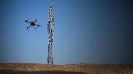 Inspecção de turbinas eólicas com drones vence Novo Banco Concurso Nacional de Inovação - AGRICULTURA E MAR ACTUAL | Heron | Scoop.it