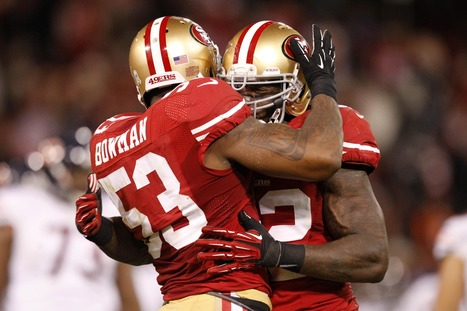 NaVorro Bowman, 49ers agree to 5-year, $45 million contract ... | sports & comedy shows | Scoop.it