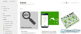 Feedly maintenant disponible directement en ligne en tant qu'application web | Social Media l'Information | Scoop.it