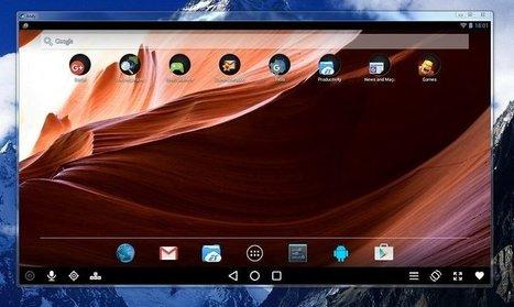 Les meilleurs émulateurs Android pour PC - AndroidPIT | Freewares | Scoop.it