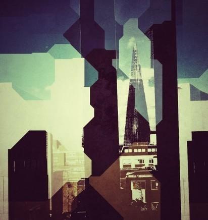 Deconstructing The Shard ~ Frederique Bellec   Appertunity's fun & creative iphone news   Scoop.it