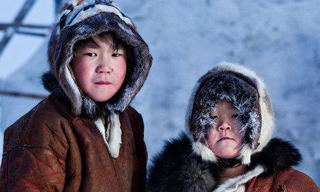 Des habitants de Sibérie prennent la pose pour la première fois de leur vie dans d'émouvantes photographies | Beautifully Dressed Up | Scoop.it