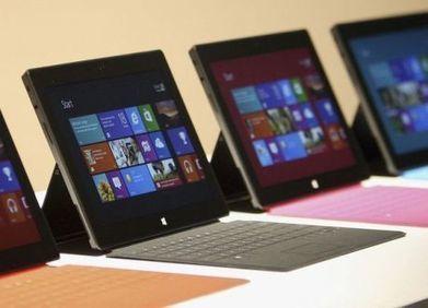 Microsoft défie l'Ipad avec sa nouvelle tablette Surface - Afrik.com   Test2   Scoop.it