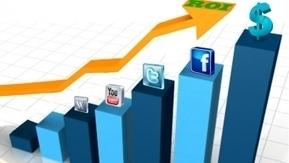 Prouver le ROI financier des réseaux sociaux, c'est possible ? | Social Media Curation par Mon Habitat Web | Scoop.it